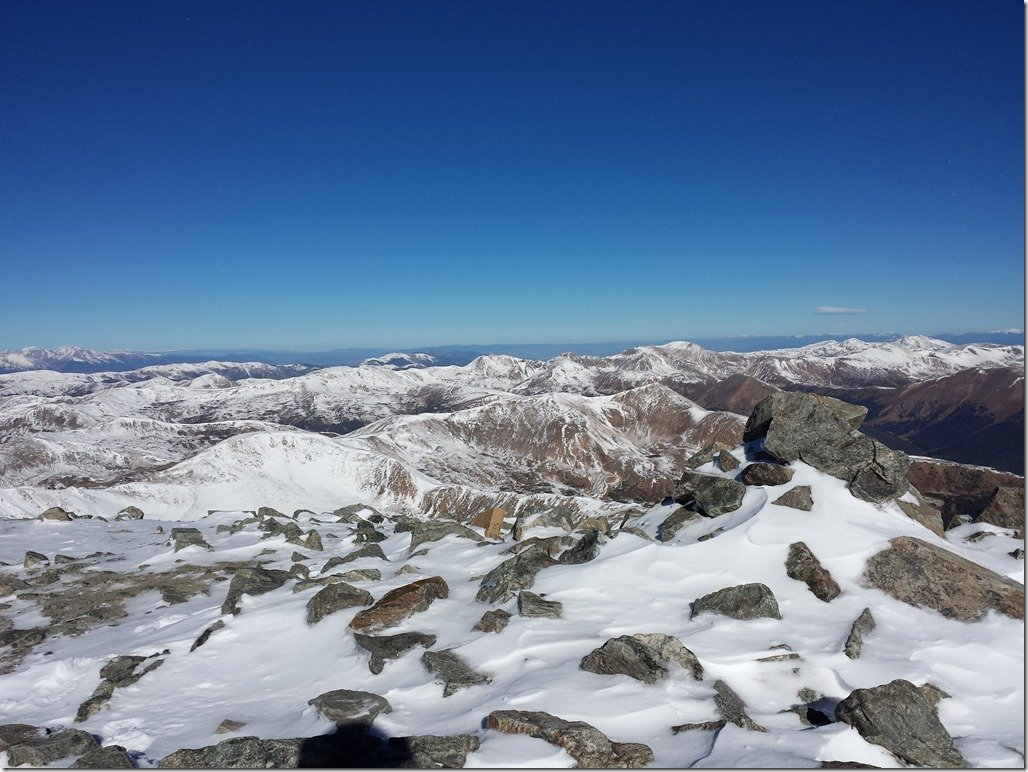 Torreys Summit